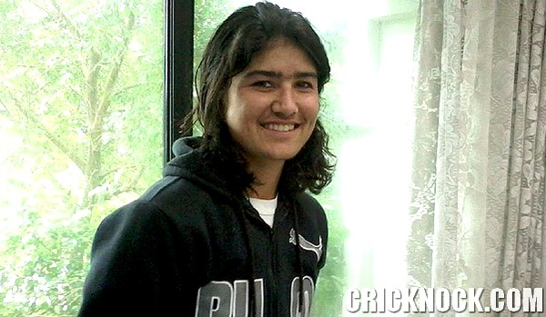 Diana Baig cricketer from Gilgit