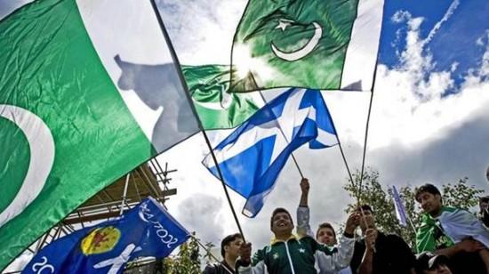Pakistan Vs Scotland and Ireland Schedule