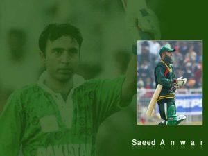 Saeed Anwar 194 against India