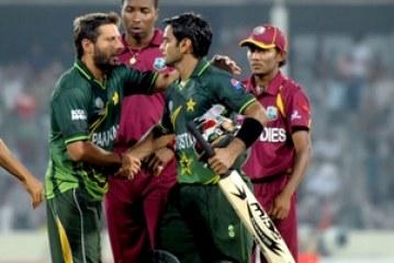 Watch Pakistan vs West Indies 1st ODI Cricket Highlights