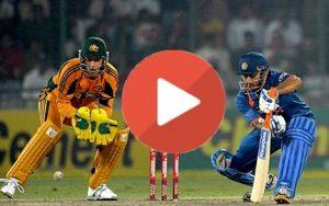 Watch India vs Australia 6th ODI Cricket Highlights