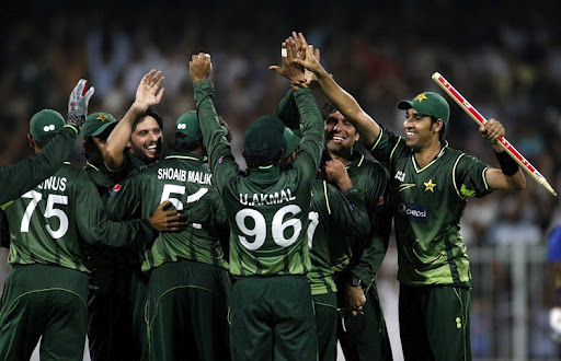 Pakistan ODI Squad against South Africa