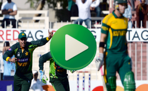 Watch Pakistan vs South Africa 2nd ODI Cricket Highlights