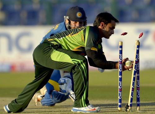 Pakistan Vs Sri Lanka 4th ODI Highlights and Scorecard