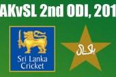 Pakistan vs Sri Lanka 2nd ODI | Highlights, Scorecard & Contest