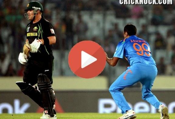 Watch India vs Australia World T20 2014 Highlights