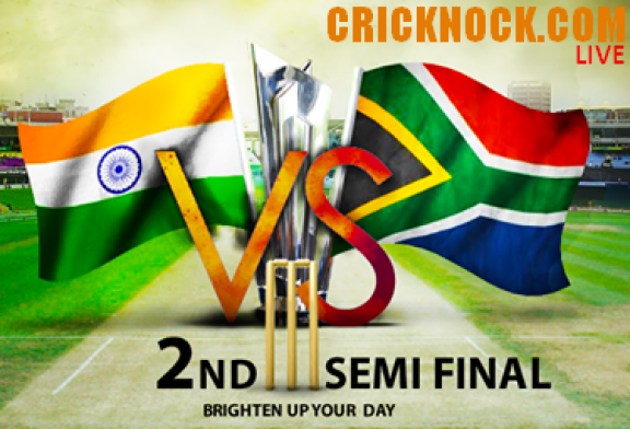 Watch India vs South Africa WT20 2nd Semi Final Highlights