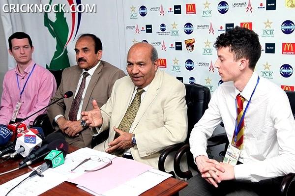 COMSATS - LANCASTER Cricket Championship 2014 Teams & Fixtures