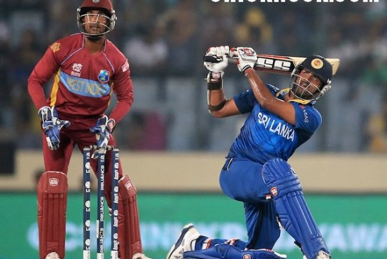 Watch Sri Lanka vs West Indies ICC T20 World Cup 1st Semi Final Highlights