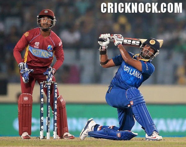 Watch Sri Lanka vs West Indies ICC T20 World Cup 1st Semi Final Highlights