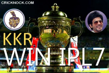 Kolkata Knight Riders win Indian Premier League for the 2nd Time