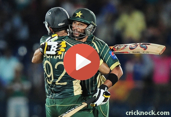 Watch Pakistan vs Sri Lanka 1st ODI Highlights on cricnock.com