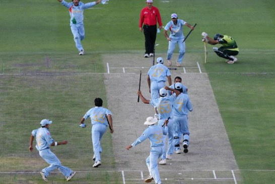 India Vs Pakistan ICC T20 World Cup 2007 Final Highlights