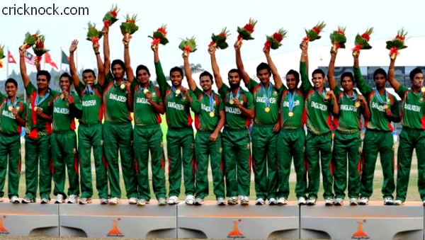 Bangladesh Beat Kuwait by a Record-Breaking 203 Runs in Asian Games