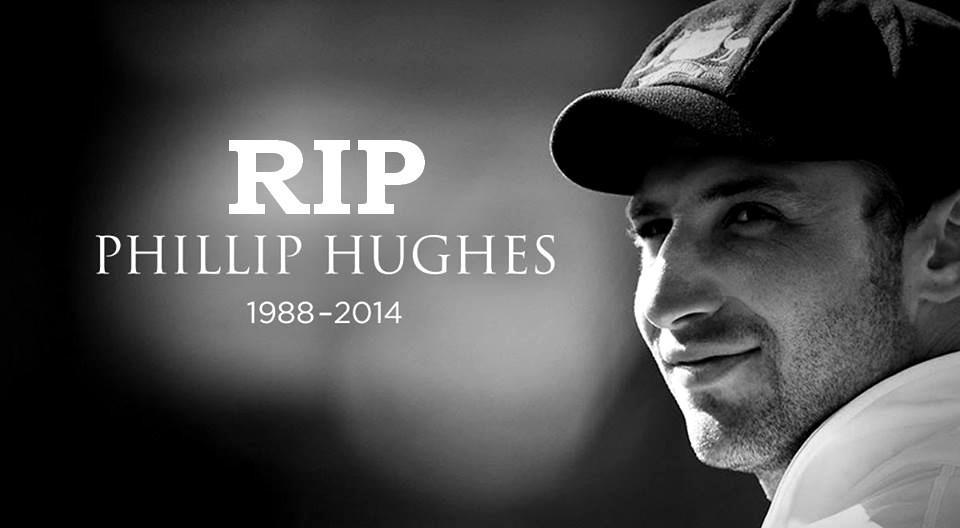 Phillip Hughes dies