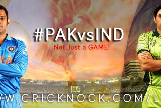 Watch Pakistan vs India Highlights – ICC Cricket World Cup 2015