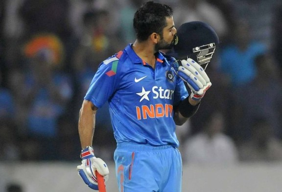 Virat Kohli Century Against Pakistan in ICC Cricket World Cup 2015