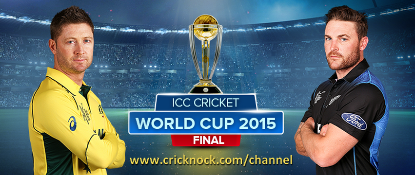 Australia win ICC Cricket World Cup 2015