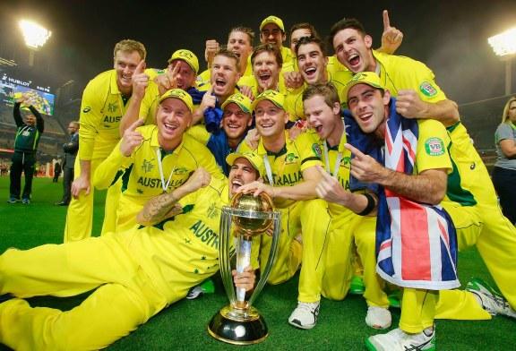 Watch Australia Vs New Zealand ICC Cricket World Cup 2015 Final Highlights