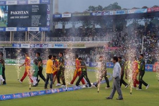 Watch Pakistan vs Zimbabwe 1st T20 Highlights 2015