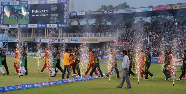 Pakistan vs Zimbabwe 1st T2o Highlights