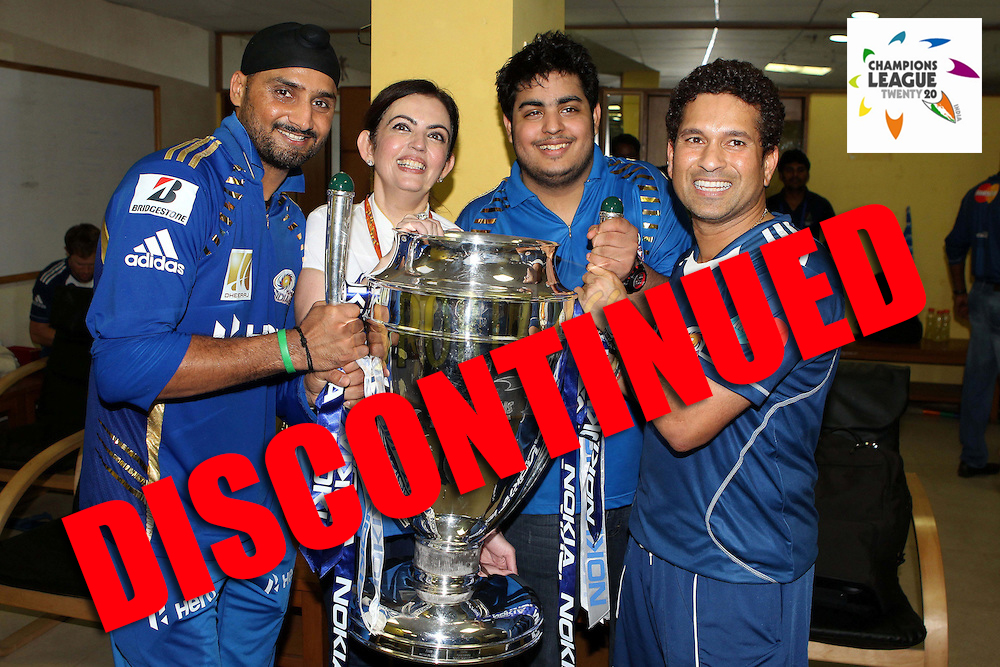 Champions League Twenty20 - CLT20 Discontinued