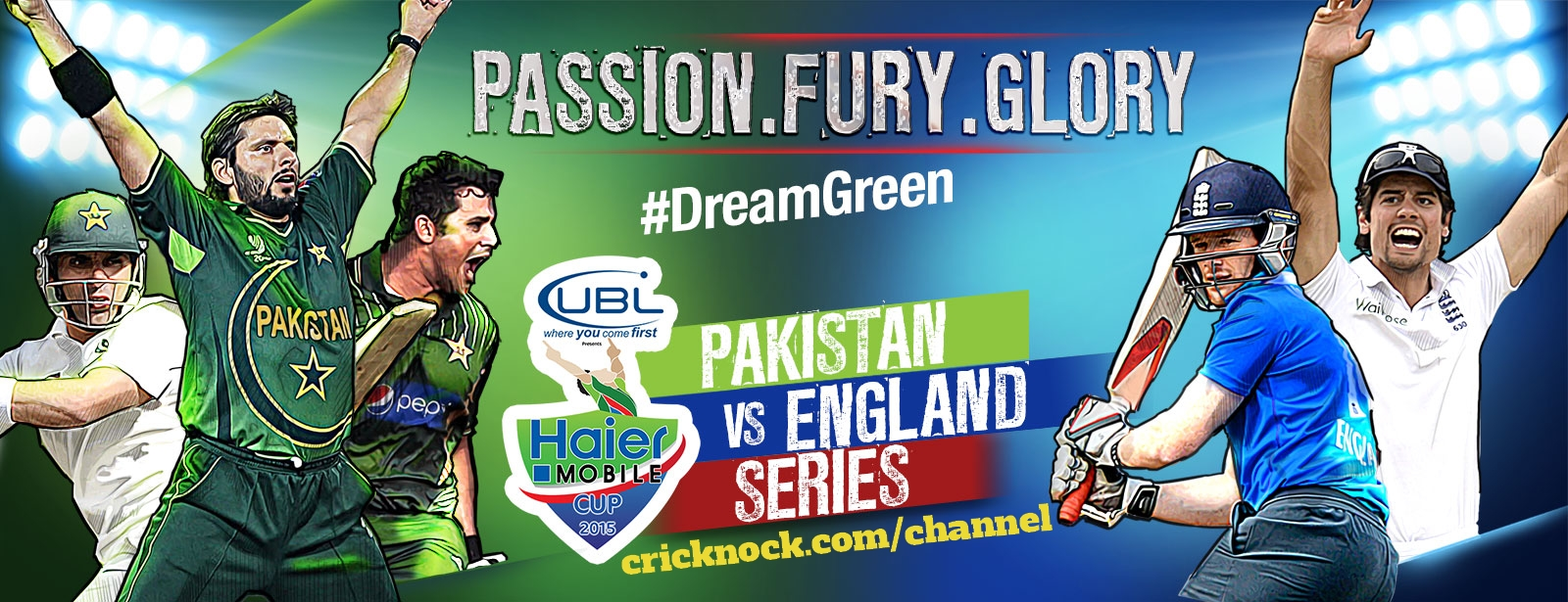 Pakistan vs England 2015