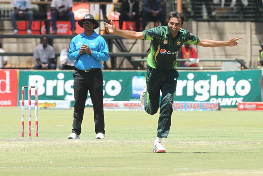 Bilal Asif Cricketer