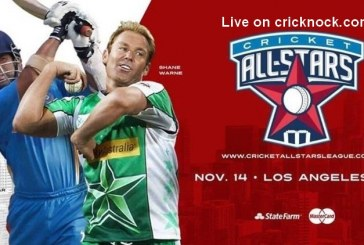 Watch Cricket All-Stars T20 Live Streaming