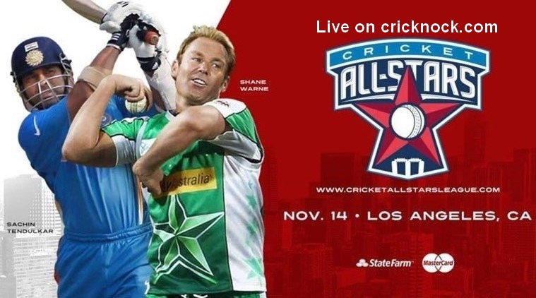 Cricket All-Stars Live Cricket Streaming