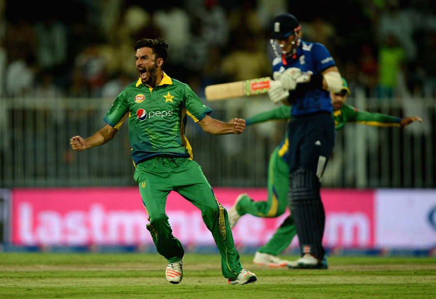 Watch Pakistan vs England 3rd ODI Highlights 2015