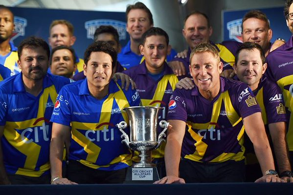 Watch Cricket All-Stars 3rd T20 Highlights