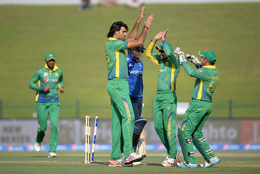 Watch Pakistan vs England 1st ODI Highlights 2015