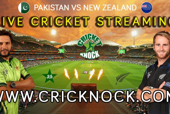 Watch Pakistan vs New Zealand 2016 T20 Series Live