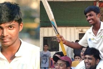 Indian Schoolkid Pranav Dhanawade scores a Record 1,009 Runs
