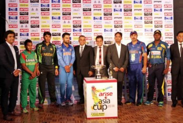 Asia Cup Schedule 2016