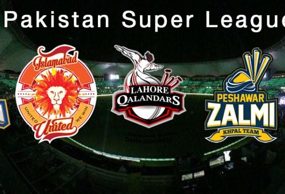 Pakistan Super League Finally Kicks Off in UAE