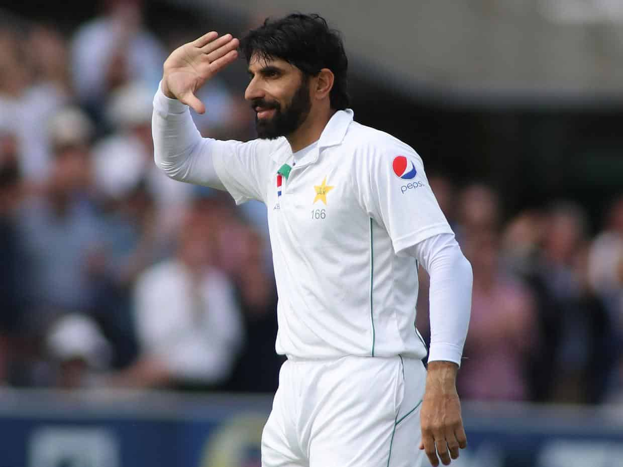Pakistan Becomes #1 Test Playing Nation