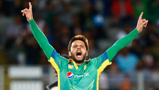 Shahid Afridi announces retirement from international cricket