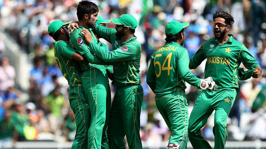 Pakistan Wins ICC Champions Trophy
